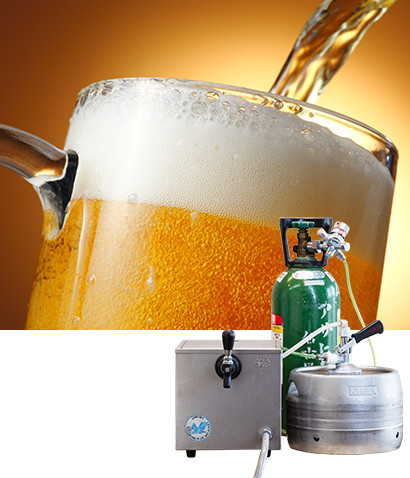 ビールサーバレンタル